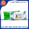 OEM Factory Oil-Free Eye Makeup Remover Women Wet Wipes