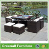 Synthetic Wicker Garden Furniture Gn-8639d