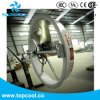 "High Velocity Dairy Panel Fan 36"" Ventilation Solution"