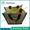 Full Color PP Woven Wine Bag