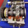 Zlyj200 Single Screw Film Blowing Machine Gearbox