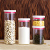High Borosilicate Glass Food Storage Jar Sealed Lid Glass Kitchen Jar