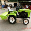 Hot Sales 12HP/15HP Mini Tractor with Rotary Tiller for Sales