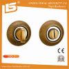 Brass. Zamak Rosette Door Handle (Z02-3)