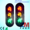 Long Lifespan Full Ball LED Flashing Traffic Light / Traffic Signal for U-Turn