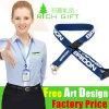 Custom Silkscreen Printing Strap for Promotion