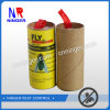 Fly Ribbon Glue Trap-Paper Tube