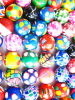 Multi-Color Bouncy Balls, Bouncing Balls (BC03)