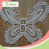 Okeo Approval Butterfly Pattern Lace Fabric Floral Embroidery Patch