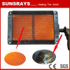 Long-Term Supply Burner for BBQ, CE Certification