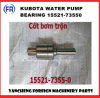 Kubota Water Pump Bearing