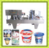Milk Juice Yogurt Jelly Cup Filling and Sealing Machine