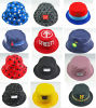 BSCI Customized Cotton Bucket Hat with Bright Color (HY18011741)