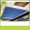 Customized Aluminum Waved Metal Ceiling Tiles