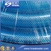 Green Reinforced PVC Irrigation Hose Water Pipe, Water Irrigation Discharge PVC Hose, High Pressure