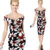 Western Style Elegant Evening Dress for Wholesale
