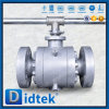 Didtek Three Piece Body Flanged Trunnion Ball Valve