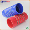 High Resistance Red&Blue Silicone Hump Hose 5 Ring