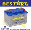 DIN80 12V 80ah Chinese Dry Car Battery Manufacturer