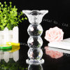 Crystal Long Stem Candlestick &Small Candle Stand