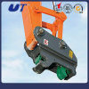 Excavator Attachment Mechanical Type Hydraulic Quick Hitch Coupler