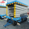 16m Hight Working Platform Electric Scissor Lift with Ce