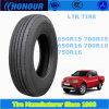 750r16 LTR tire with gcc light truck tire semi steel radial