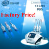 Portable Vacuum & RF & Blue Light Beauty Equipment (RU+7)