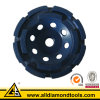 Abrasive Tools Double Row Segment Diamond Grinding Wheels