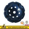 Abrasive Tools Double Row Segment Diamond Grinding Wheels