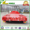 Cimc 3-Axle Lowbed Semi Trailer Low Bed