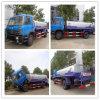 Dongfeng 4X2 6 Wheels 10ton Road Wash Water Tank Truck