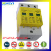10ka 3pole 420V 10A Low Voltage Surge Arrester Protection Device