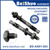 M8X100mm Foundation Anchor Bolt/Wedge Anchor Bolt