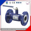 Industrial Cast Iron Full Welded Ball Valve with Flange