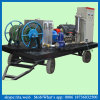 100MPa Industrial Tube Cleaning Equipment High Pressure Water Blasting Pump