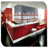 Fashion Wood Stone Solid Surface Bar Counter