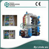 12 Color Plastic Flexo Printing Machinery (CH8812-1200F) (CE)