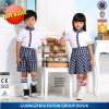 Hot Selling Girls and Boys School Uniforms for Summer