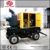 Self Priming Diesel Engine Pump with Trailer for Sale