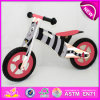 2014 New Wooden Bicycle for Kids, Lovely Design Wooden Bike Toy for Children, Hot Sale Wooden Toy Bicycle for Baby Factory W16c074