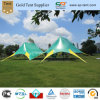 14m Star Shelter Tent for Small Picnic Party (SP-SX14)
