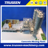 Skip Hoist Type Concrete Mixing Plant Construction Machine