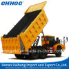 Henan Chhgc 6X4 Heavy Duty Mining Dump Truck for Sale