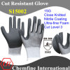 15g Super-Thin Knitted Glove with Ultra-Fine Nitrile Foam Coated Palm/ En388: 3343