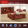 Office Executive Desk Manager Table Solid Wood Furniture (Hx-Srd0022)