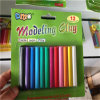 12 Colors Modeling Clay