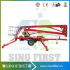 Hot Sale 10m 14m Battery Hydraulic Towable Articulating Boom