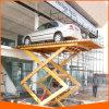 Customized Hydraulic Electric Garage Car Parking Scissor Lift (all size)