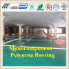 Simple Construction and Convenient Renovation Monocomponent Polyurea Flooring